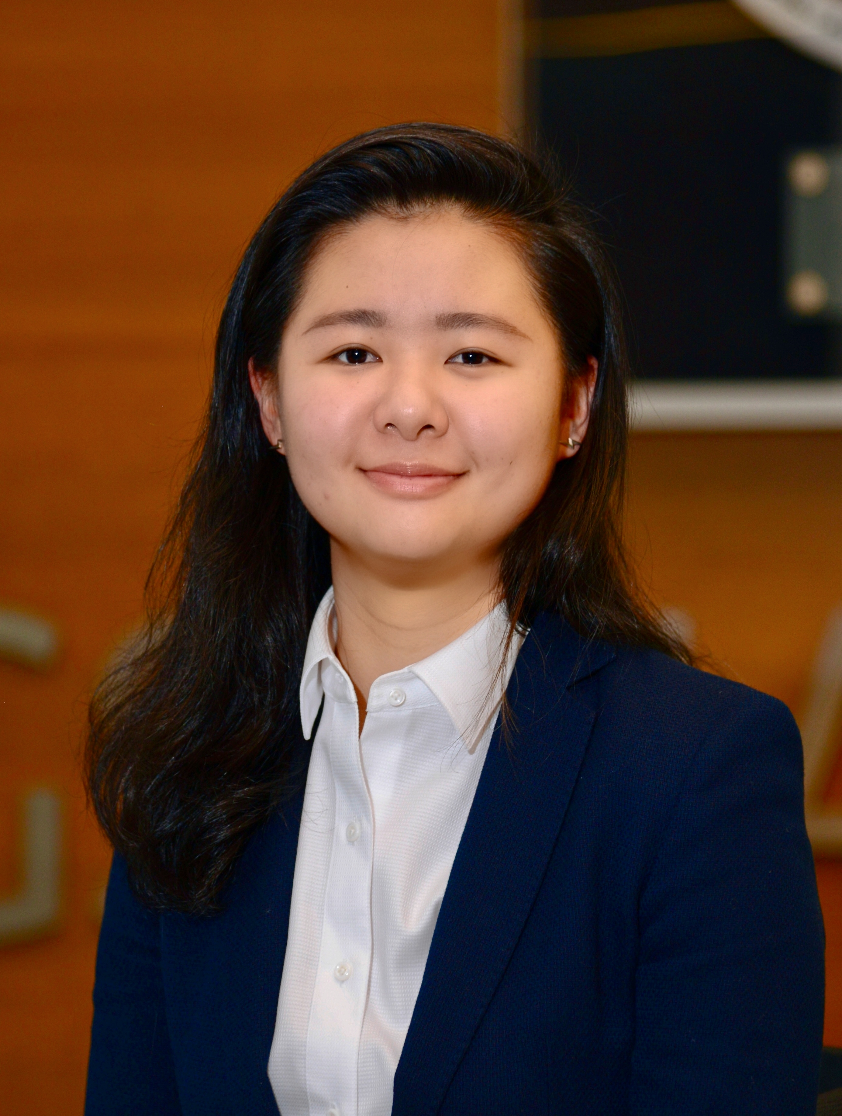 Equity Officer Alice Xiao