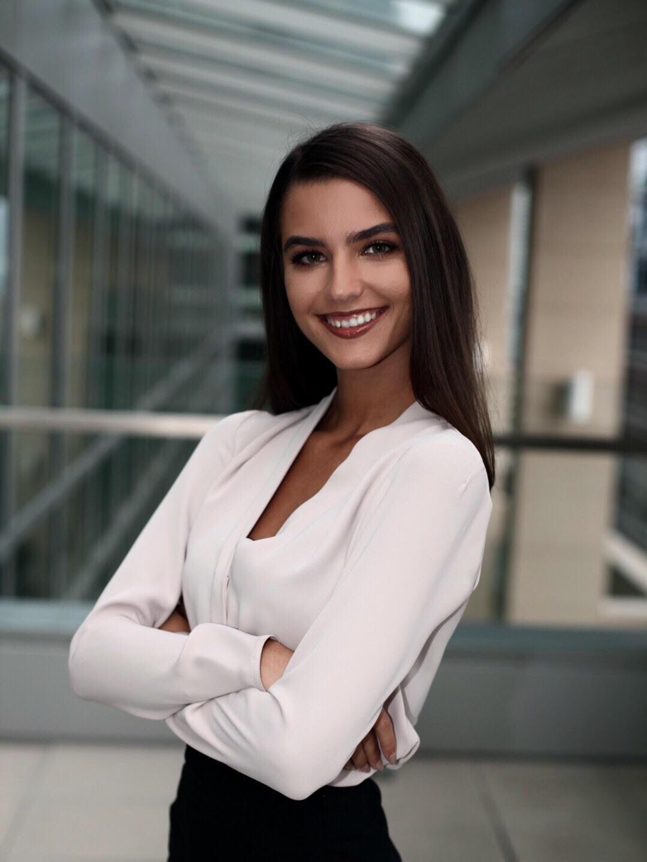 Social Media Coordinator - Andrea Dimiskovska