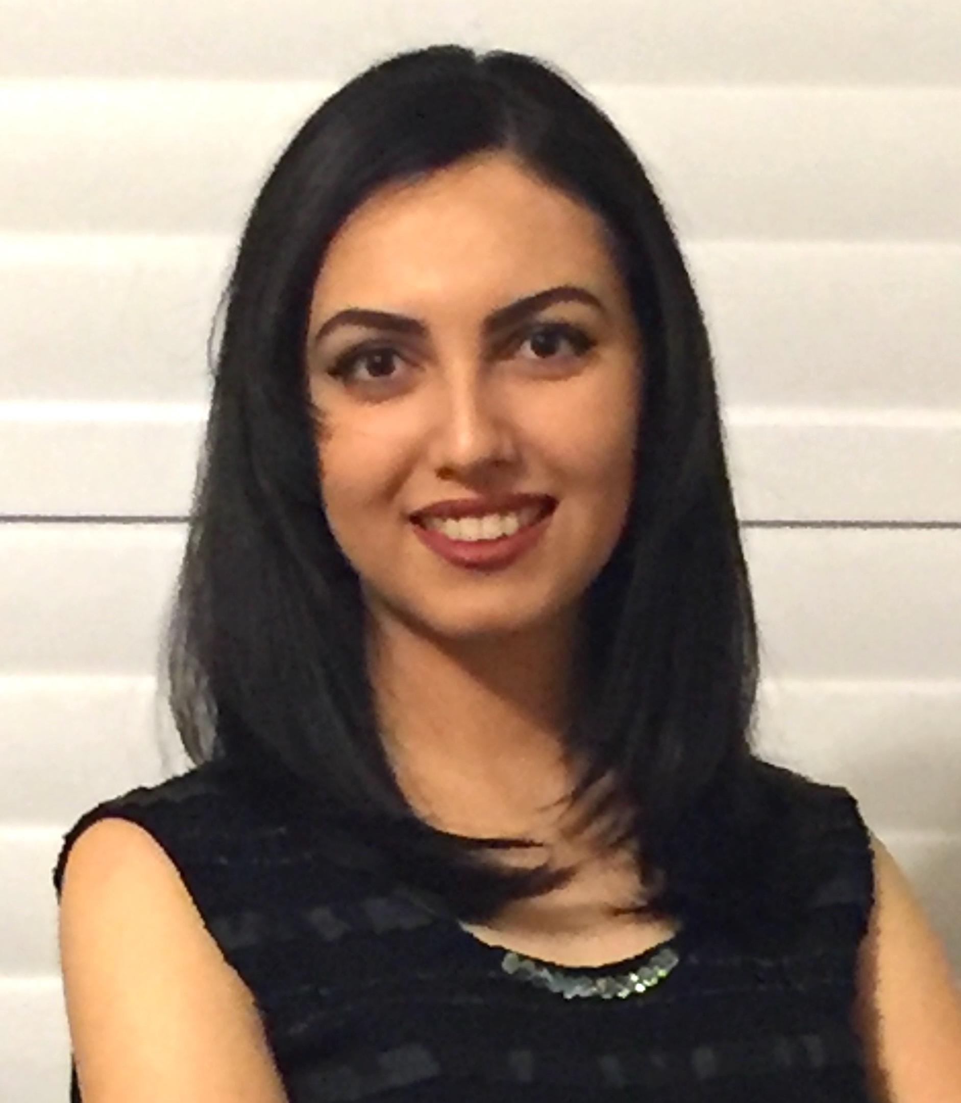 FLP Coordinator Crystal Heidari