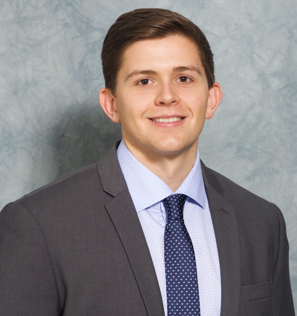 Communications & Marketing Coordinator - Ryan Hanna