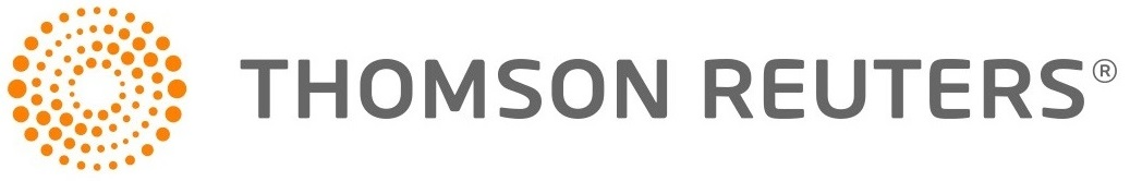 The logo for Thomson Reuters